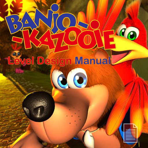 Level Design Manual for Banjo-Kazooie